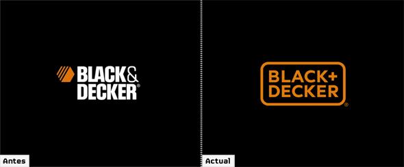 black & decker logo nuevo