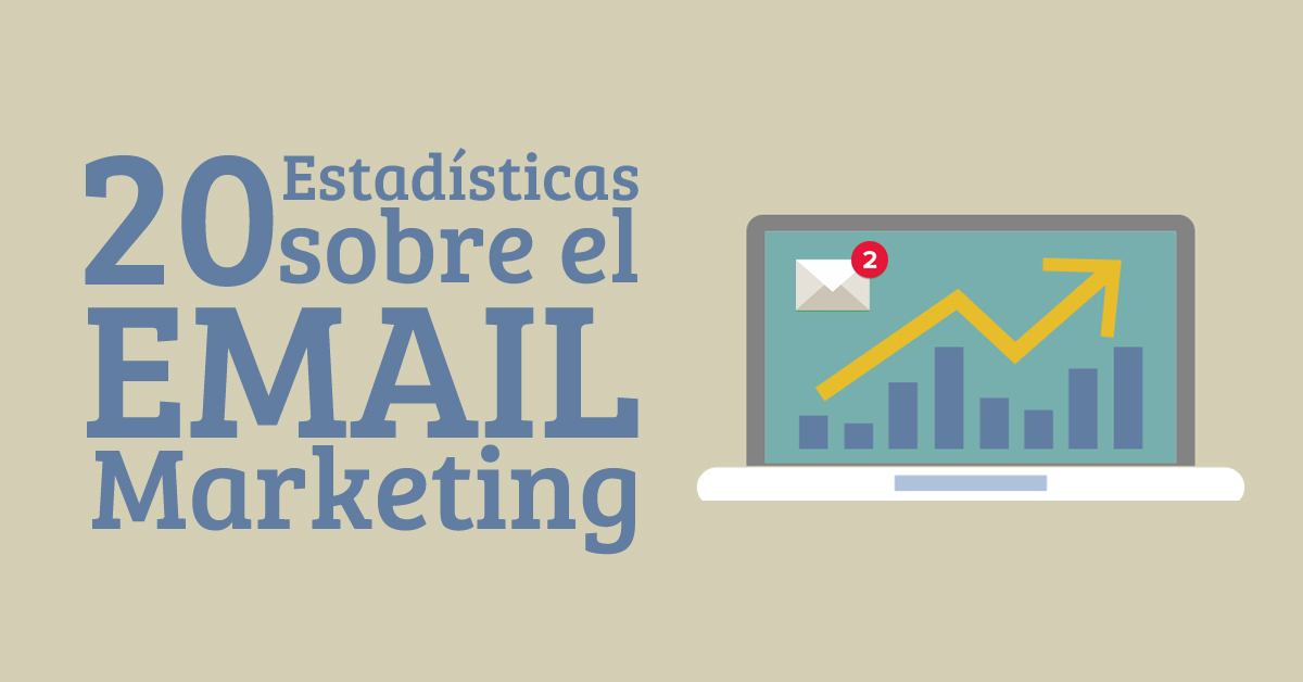20 estadisticas sobre el email marketing