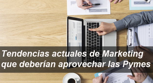 tendencias de marketing para pymes