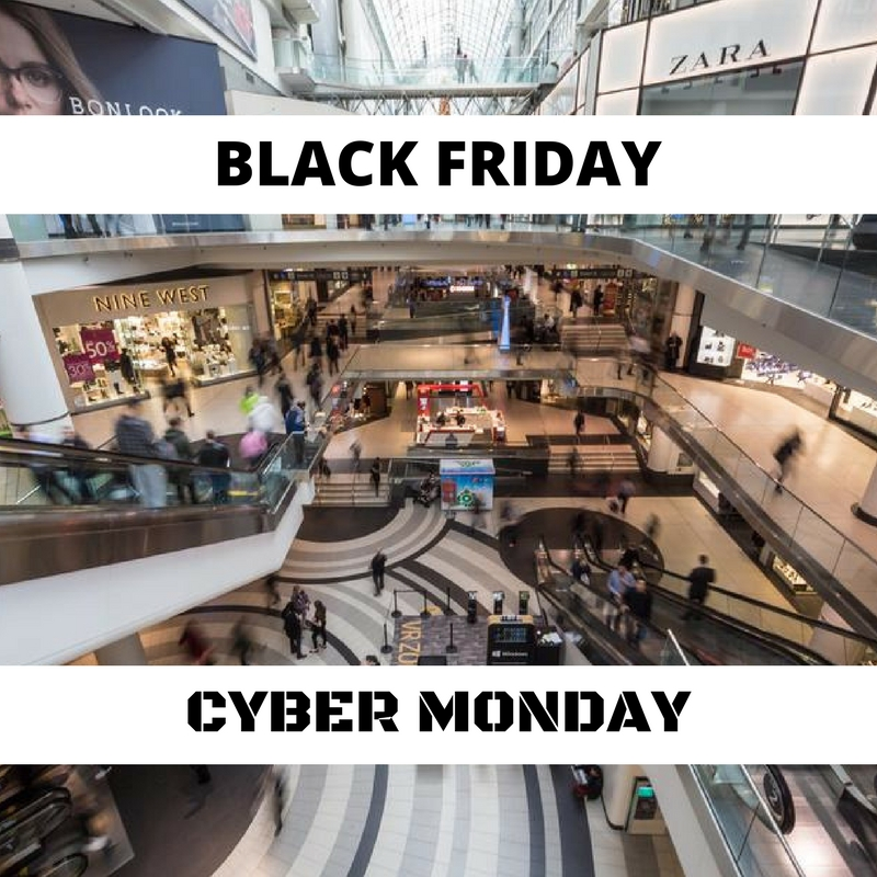 Portada Black Friday y Cyber Monday
