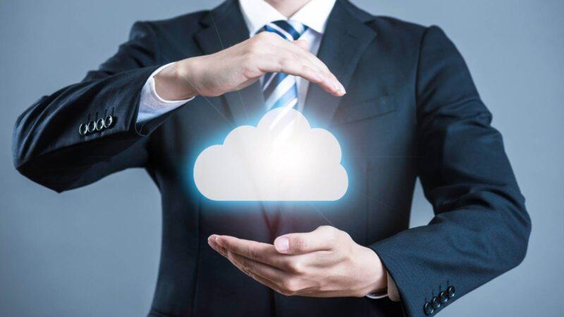 negocios en la nube