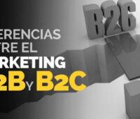 marketing b2b y b2c