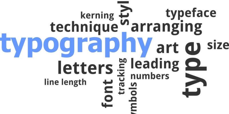 tipografía para una marca